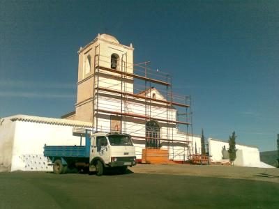 Restauración de la Ermita de San José (Abrucena)