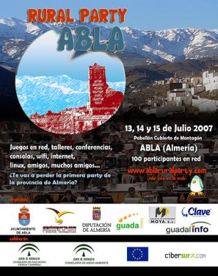 ABLA 'Rural Party' 13,14 y 15 de Julio.