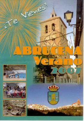 Fiestas de Verano 2007. Abrucena.